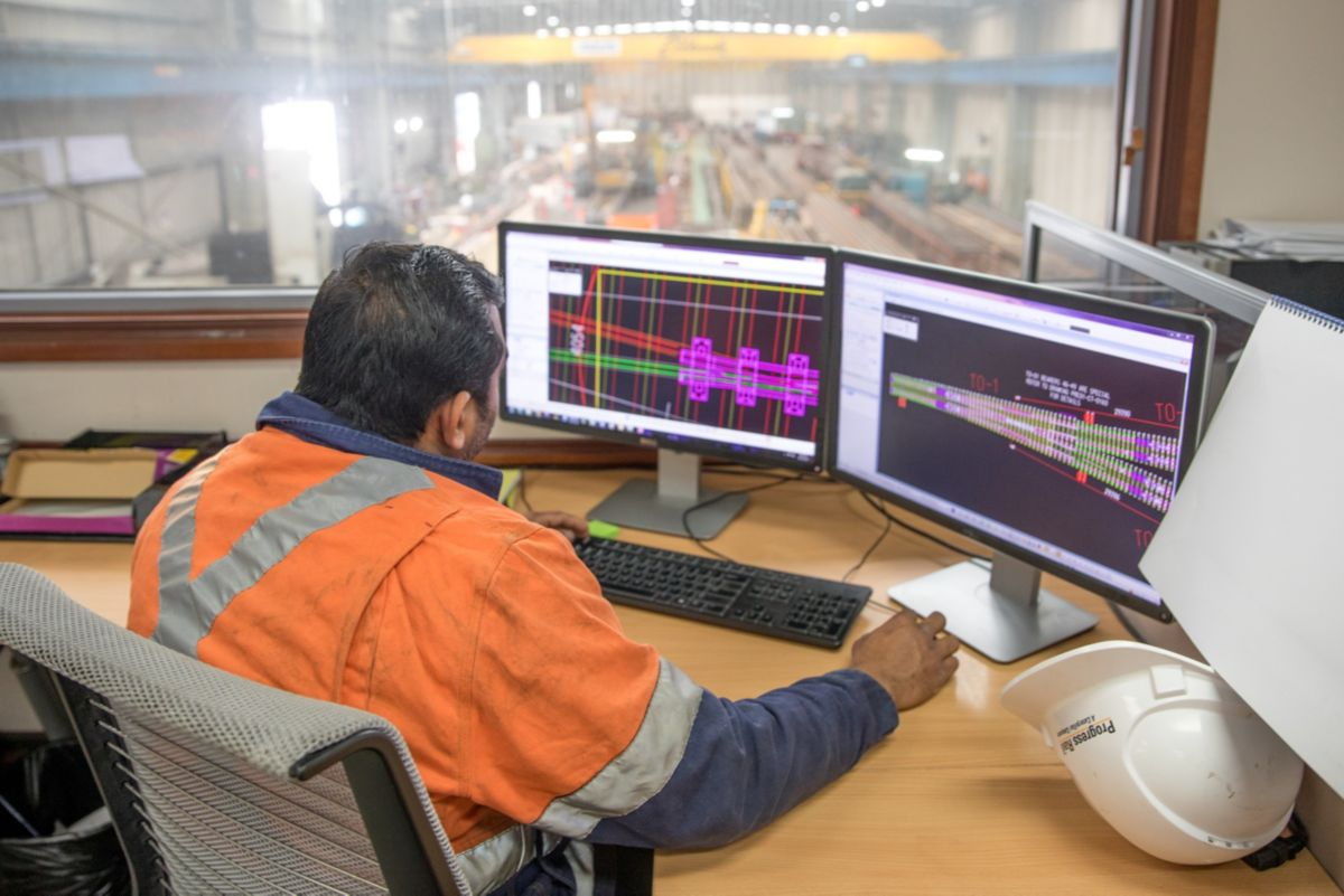 Progress Rail Trackwork Engineering