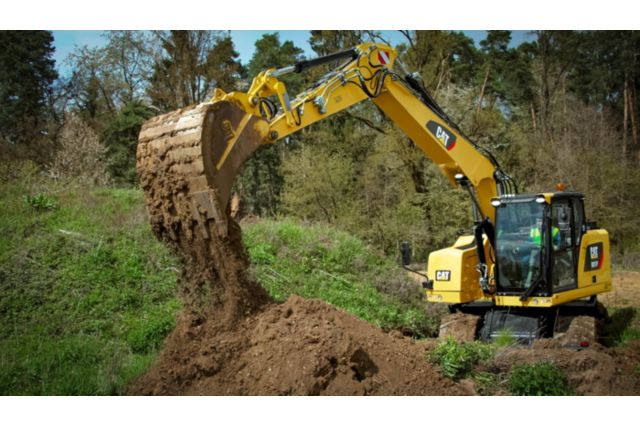 Cat M317F Wheeled Excavator - EXPAND YOUR CAPABILITIES