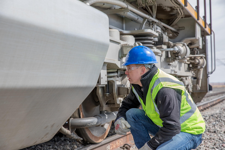 Locomotive Parts & Components