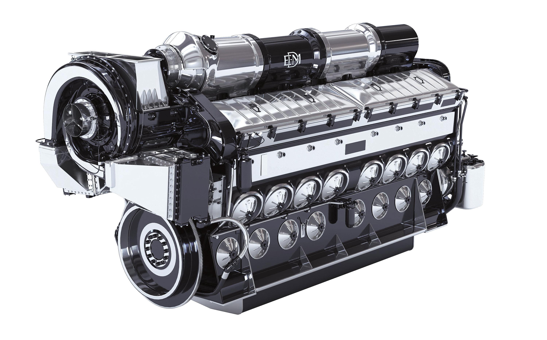 EMD® 710 Engines
