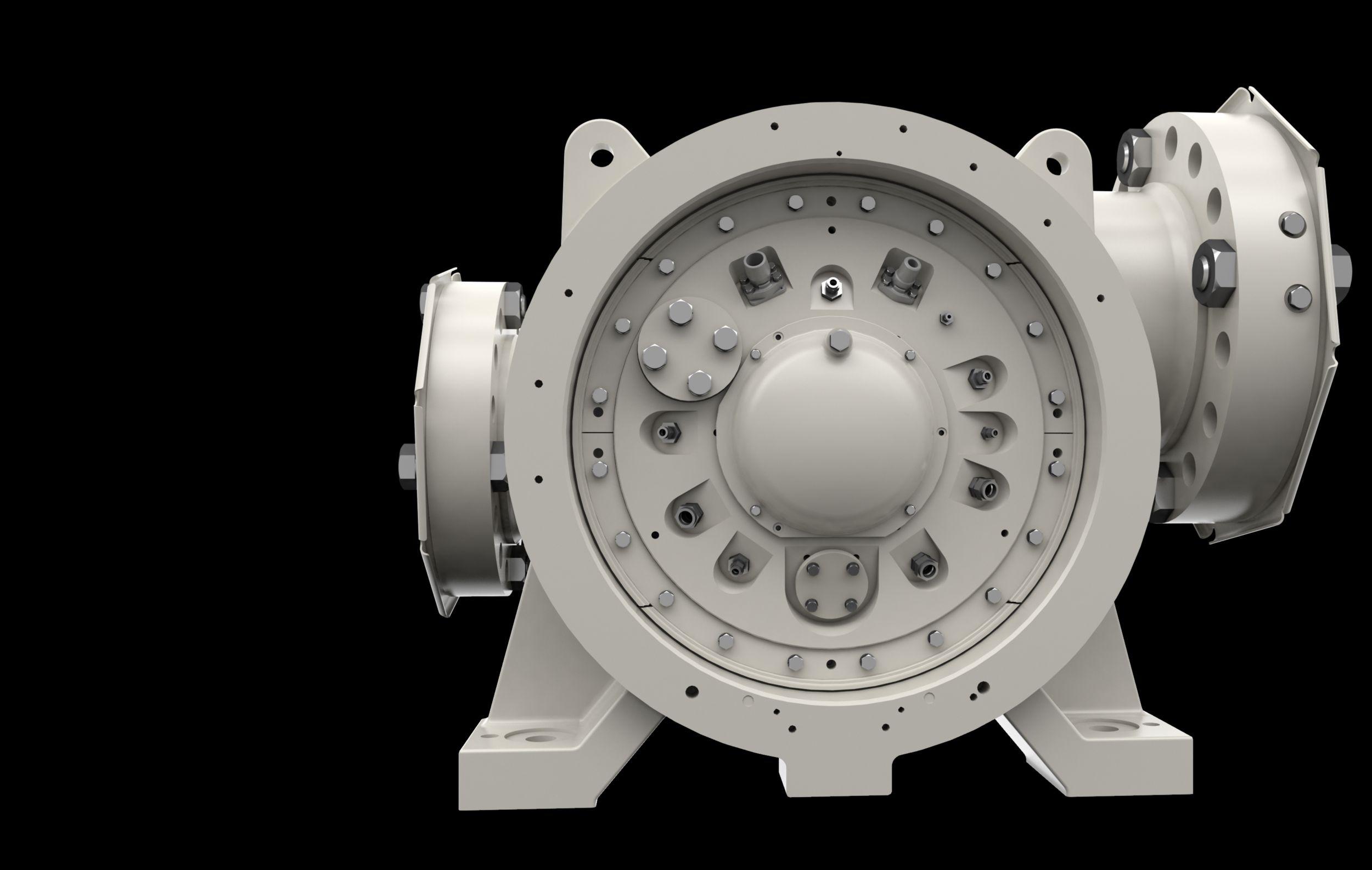 Centrifugal Gas Compressor Calculator