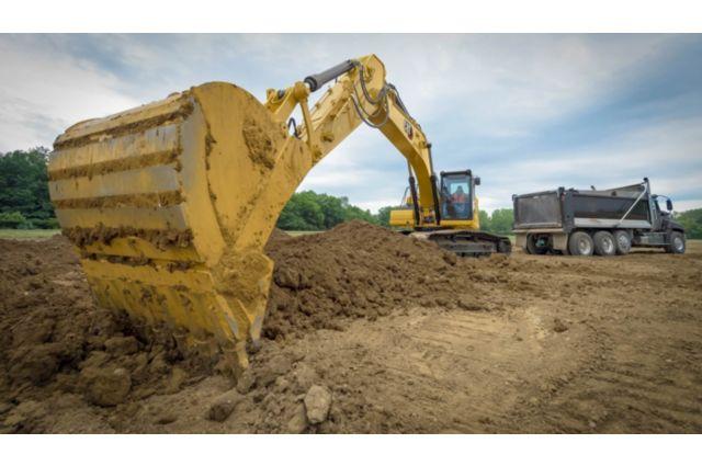 Cat 330 Hydraulic Excavator - PERFORMANCE AND PRODUCTIVITY