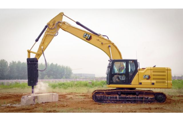 Cat 320 Hydraulic Excavator - RELIABILITY YOU CAN COUNT ON