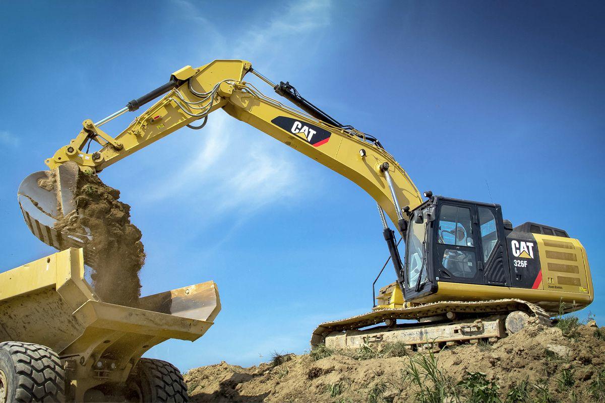 Cat 326F L Hydraulic Excavator
