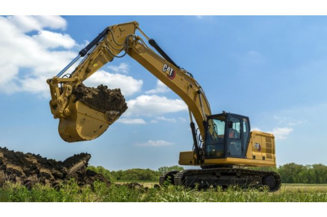 Cat 320 GC Hydraulic Excavator - PERFORMANCE WITH LESS FUEL
