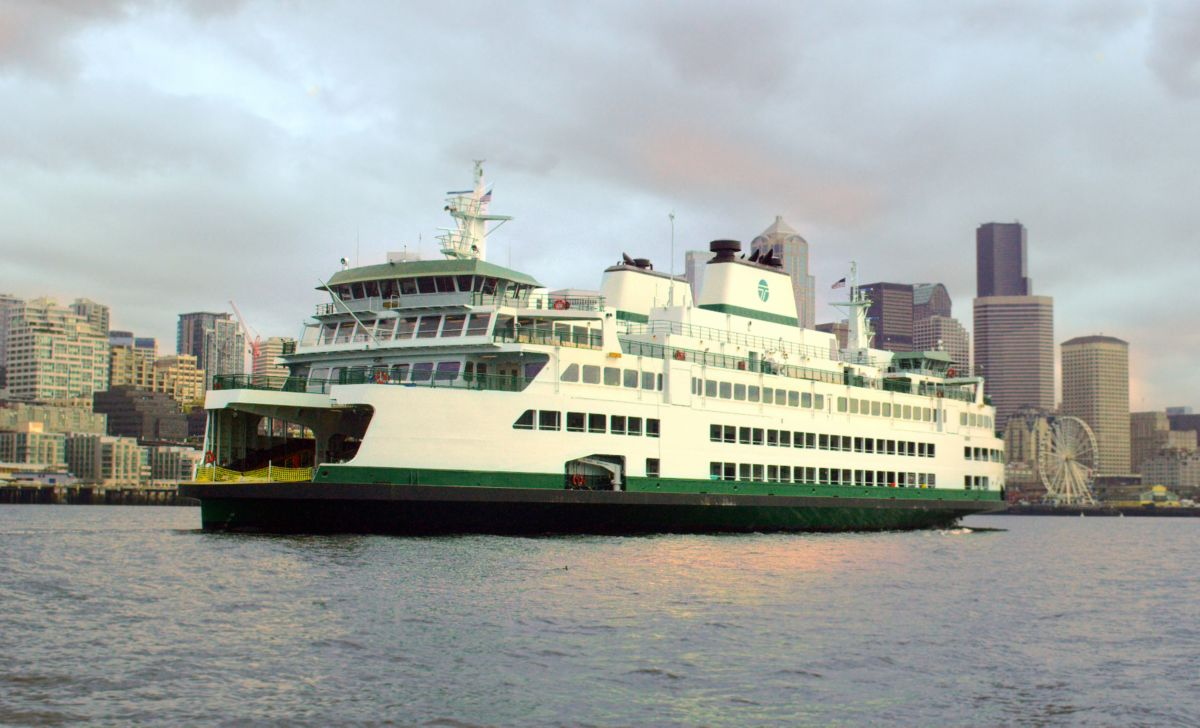 EMD® Powered Washington State Ferries