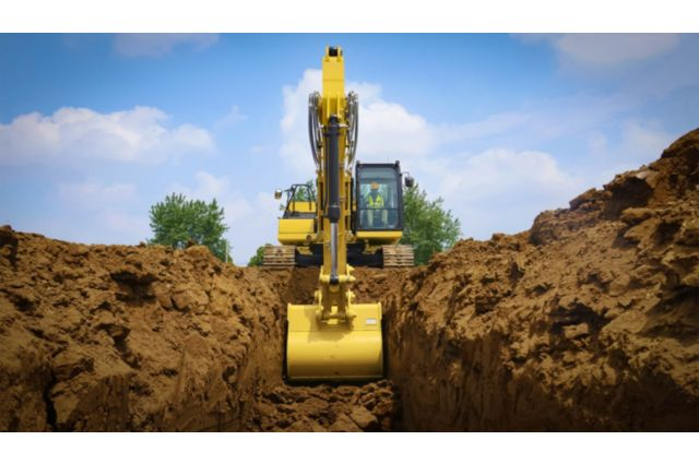 Cat 320 Hydraulic Excavator - PERFORMANCE WITH LESS FUEL