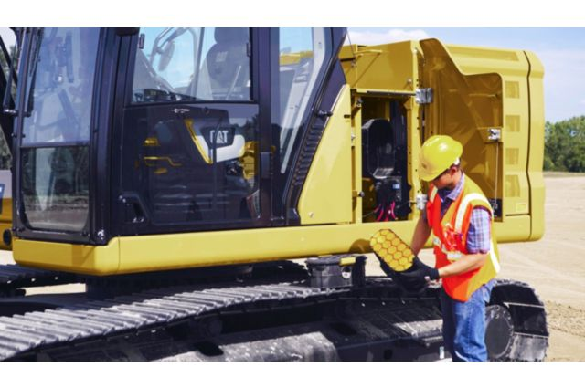 Cat 320 Hydraulic Excavator - SAVE ON SERVICE AND MAINTENANCE