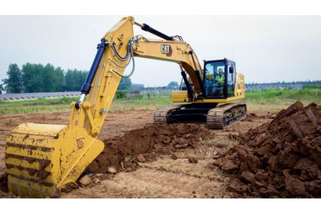 Cat 323 Hydraulic Excavator - SIMPLE TO OPERATE