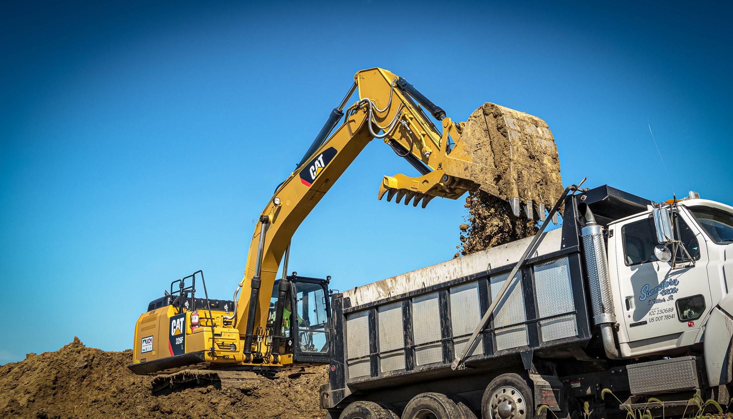 Cat | 325F L Hydraulic Excavator | Caterpillar
