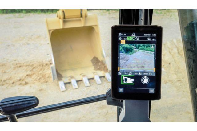 Cat 320 Hydraulic Excavator - EFFICIENCY THROUGH TECHNOLOGY