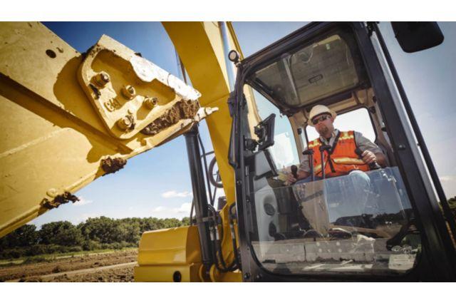 Cat 320 Hydraulic Excavator - DESIGNED FOR OPERATORS