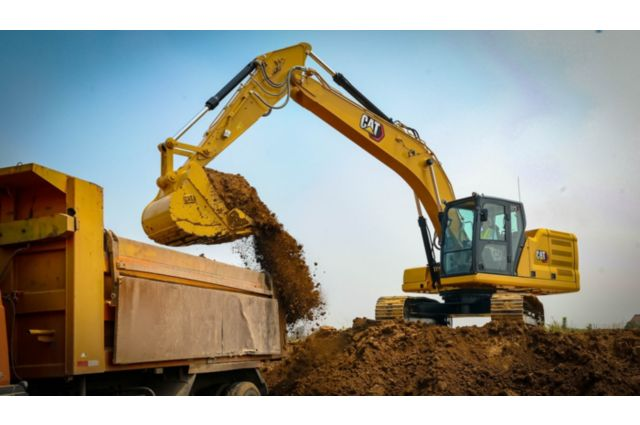 Cat 323 Hydraulic Excavator - TECHNOLOGY THAT GETS WORK DONE