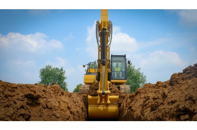 Cat 323 Hydraulic Excavator - PERFORMANCE AND PRODUCTIVITY