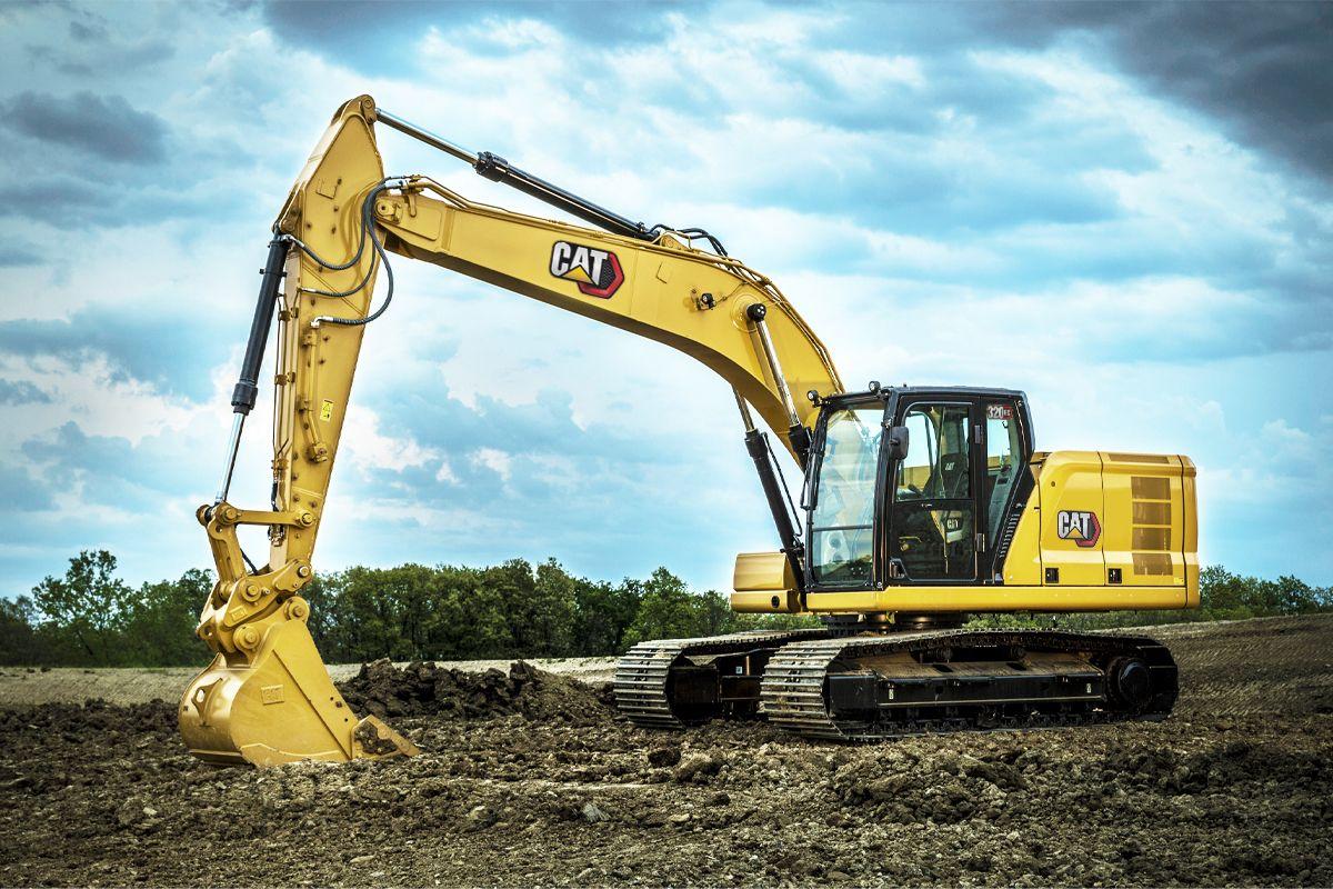 Cat 320 GC Hydraulic Excavator