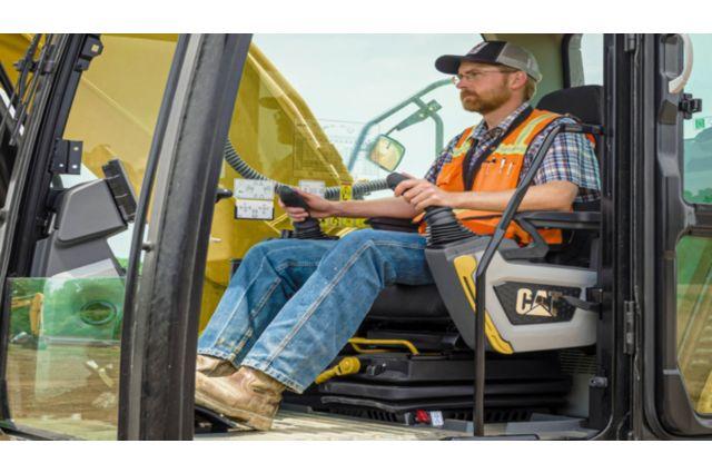 Cat 330 Hydraulic Excavator - DESIGNED FOR OPERATORS