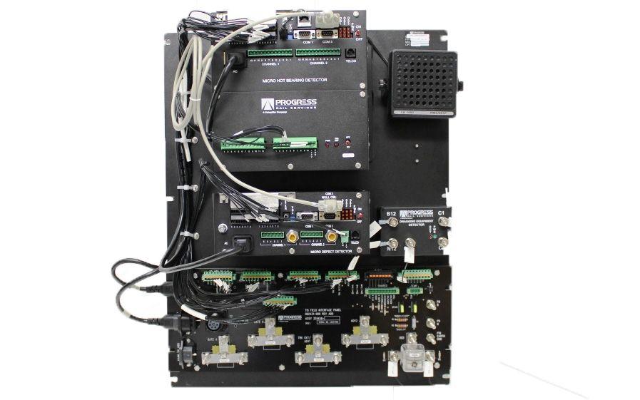 Micro Hot Bearing Detector