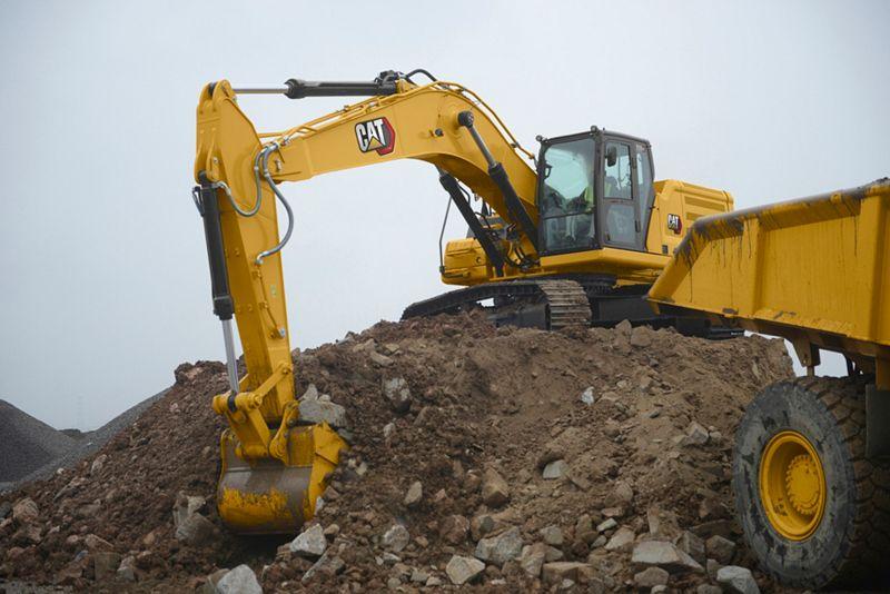336 GC Hydraulic Excavator - Surmac