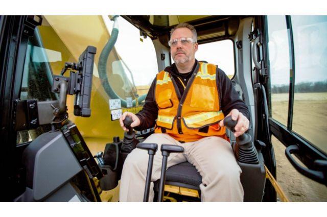Cat 336 GC Hydraulic Excavator - DESIGNED FOR OPERATORS