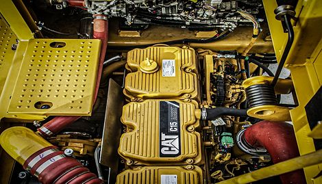 374F L Hydraulic Excavator - Surmac