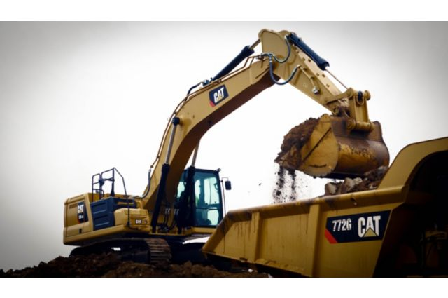 Cat 336 GC Hydraulic Excavator - MOVE MORE WITH LESS FUEL