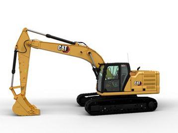 323 GC - Medium Excavators