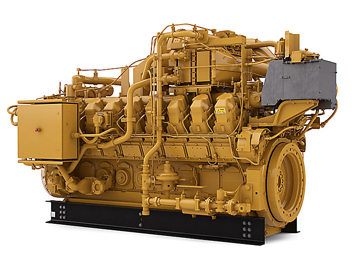 G3500 engines for Gas Compression