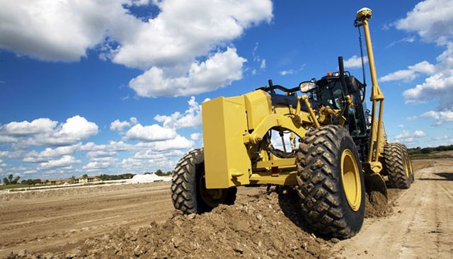 Cat 160 Motor Grader - TECHNOLOGY THAT GETS WORK DONE