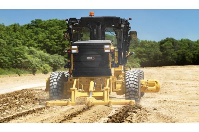 Cat 120 Motor Grader - OPTIONS TO MEET YOUR NEEDS