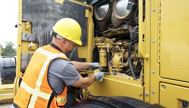 Cat 150 Motor Grader - TOP-TIER SERVICE AND SUPPORT