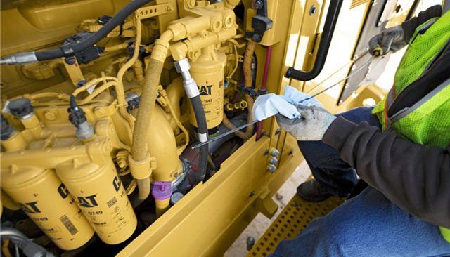 Cat 14 Motor Grader - SAVE MAINTENANCE TIME