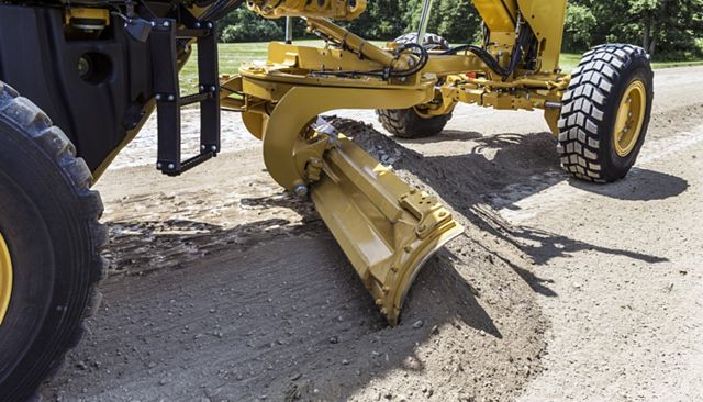 Cat 160 Motor Grader - HEAVY DUTY CONSTRUCTION