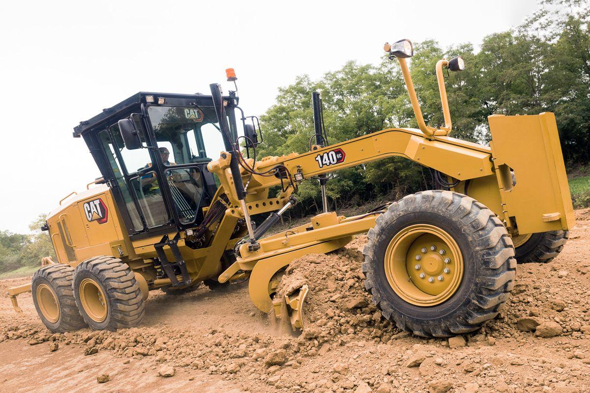 Cat 140 GC Motor Grader
