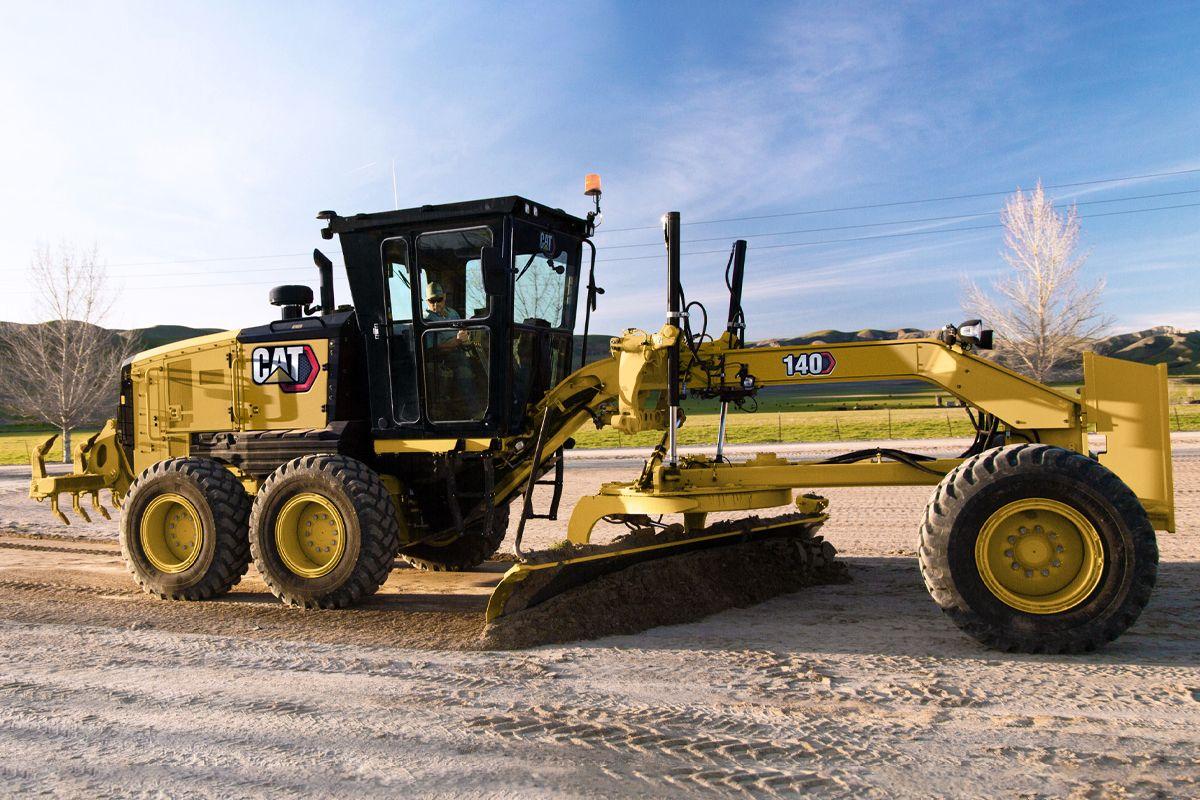 Cat 140 Motor Grader