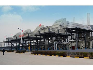 Shanxi Liheng Steel Co., Ltd. (Liheng Steel) Solar Turbines