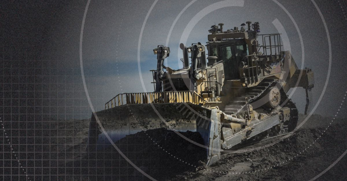 Cat Command For Dozers