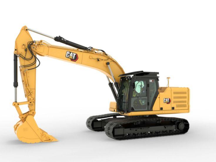 Excavators - 326