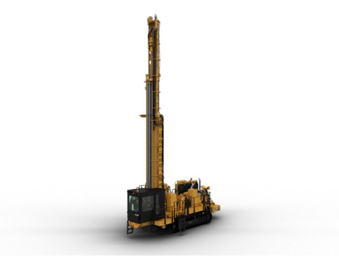 MD6200 Rotary Blasthole Drill Deluxe Arrangement