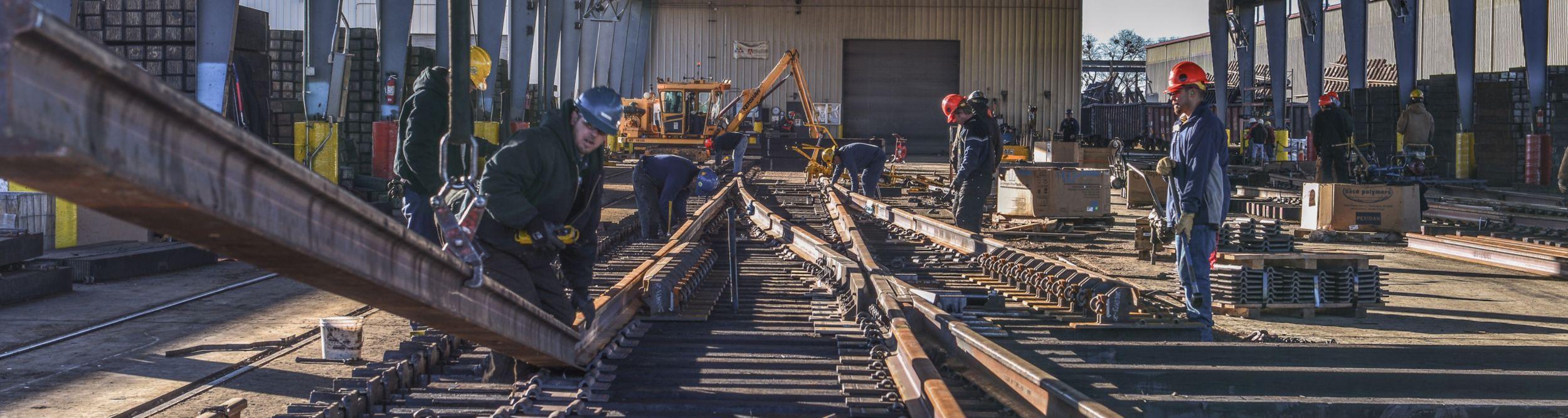 Progress Rail | Rail Services