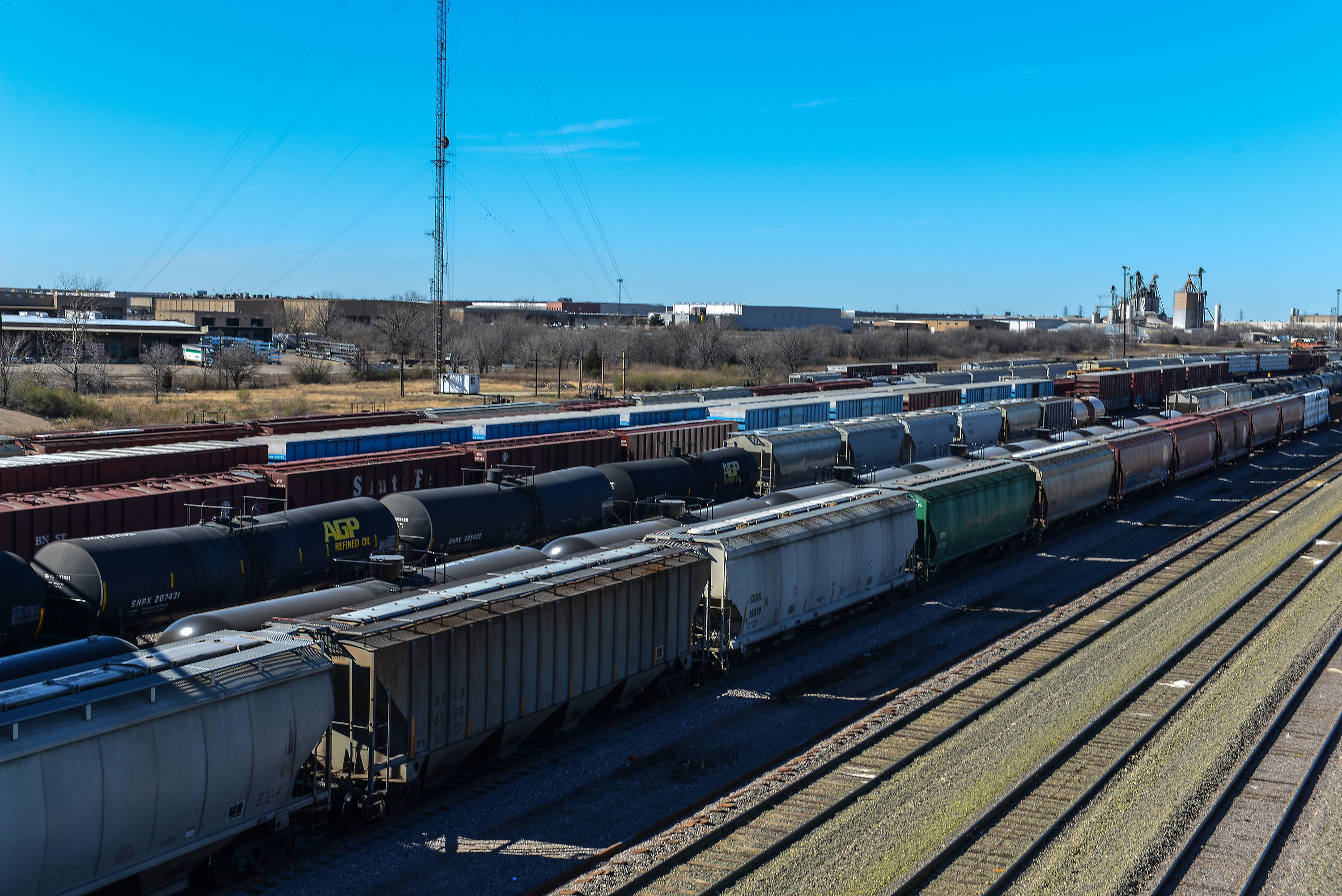 Freight Car Services