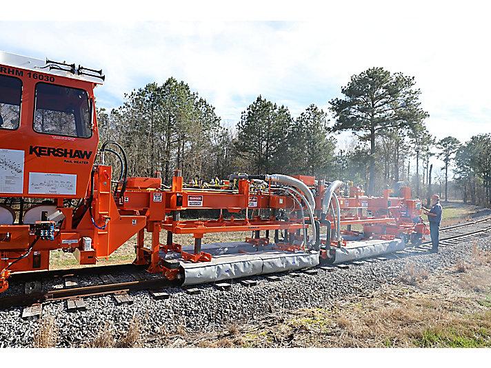 Progress Rail | Kershaw® MOW
