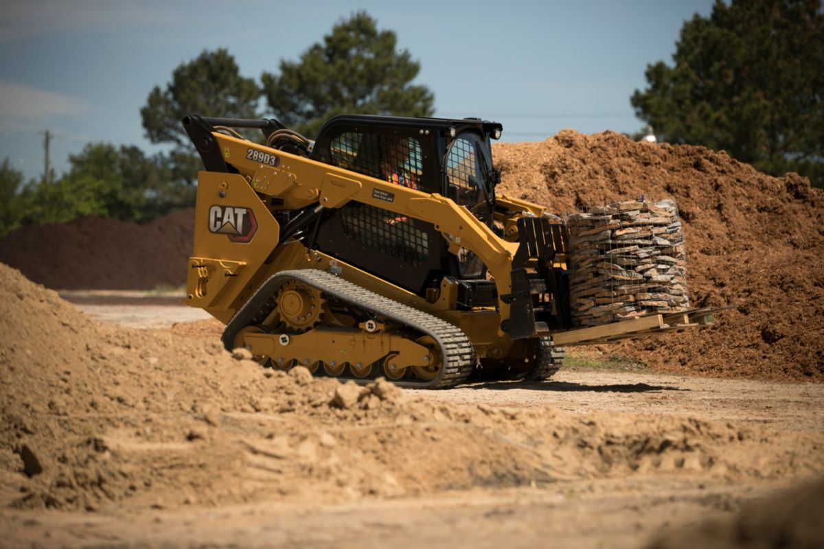 Cat® 289D3 Compact Track Loader>