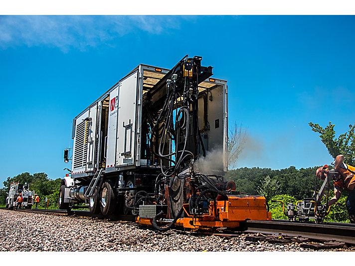 Progress Rail | Rail Welding