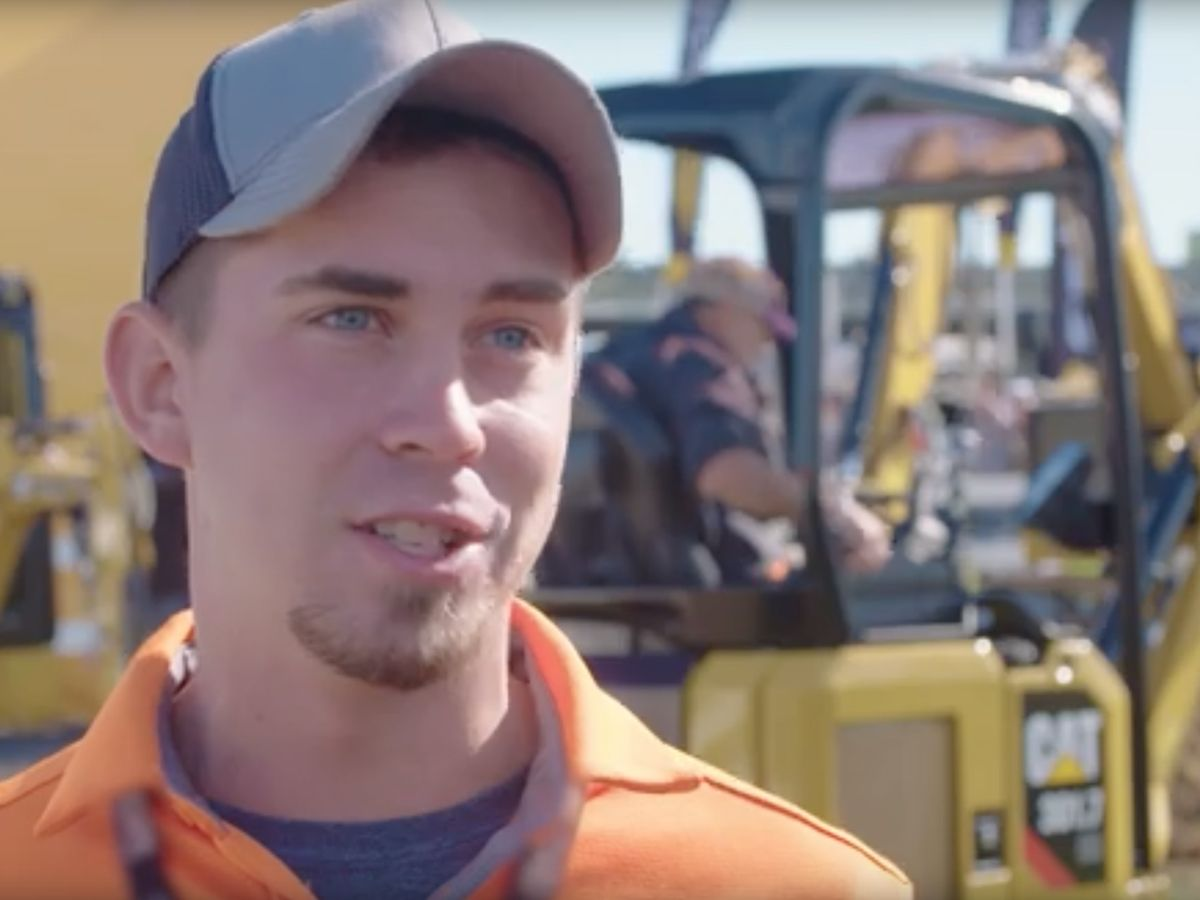 Hear why Tony Tull of True, LLC in Springfield, MO is excited about Cat Next Generation Mini Excavators.