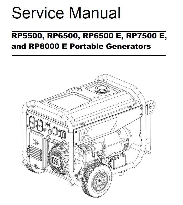 RP5500-RP8000 E Service Manual