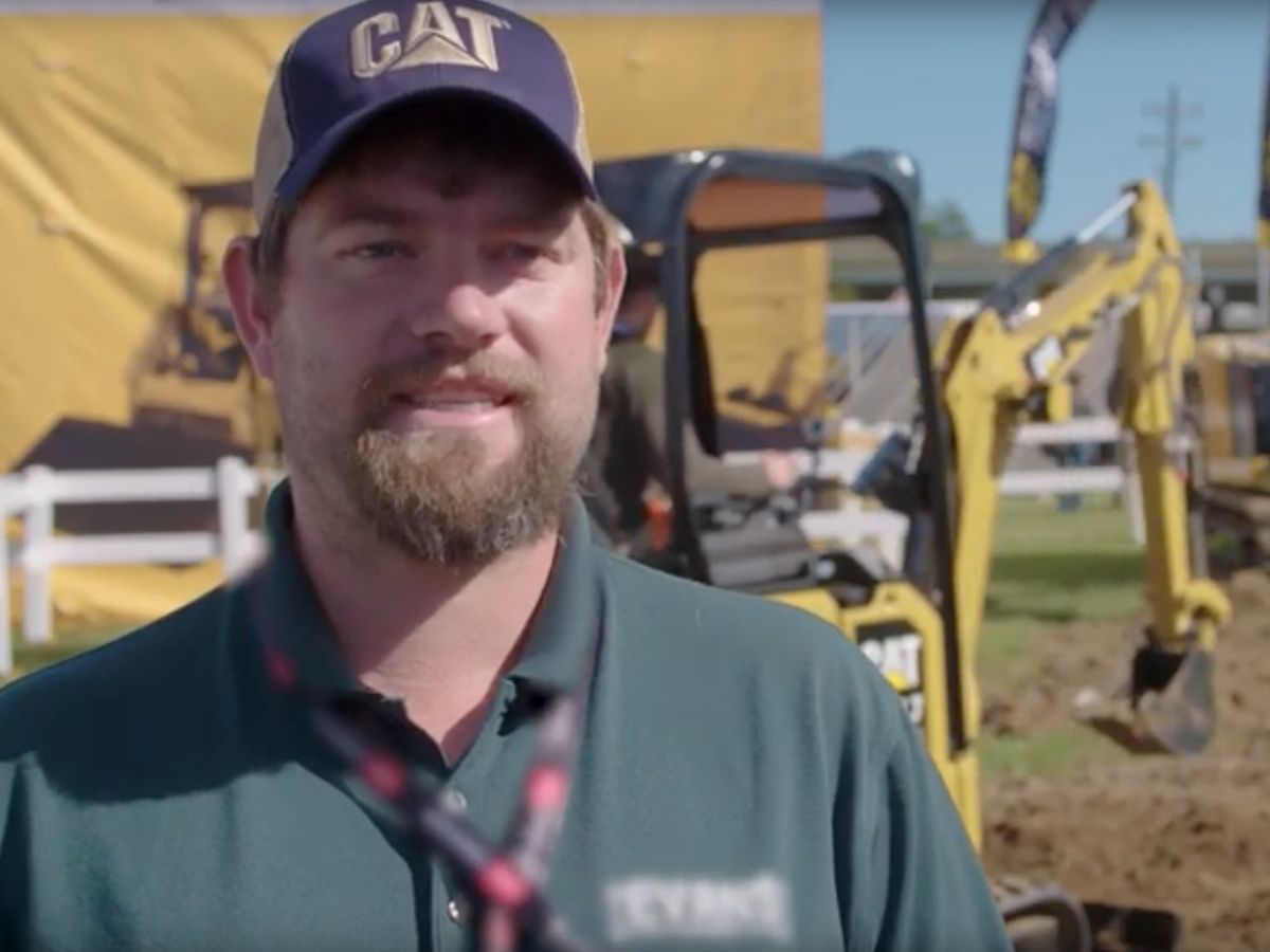 Hear why Cat customers are excited about stick steer in Cat Next Generation Mini Excavators.