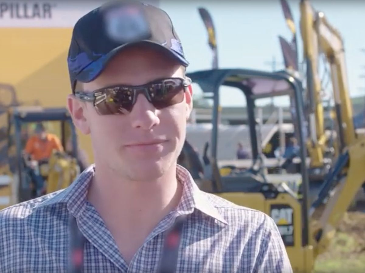 Hear why Cat customers are excited about the cab comfort of the Cat Next Generation Mini Excavators.