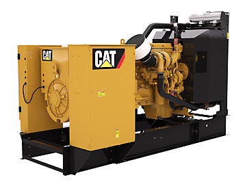 Cat | Commercial Generators | Industrial Generators | Electric Power