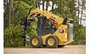 Cat® 242D3 Skid Steer Loader