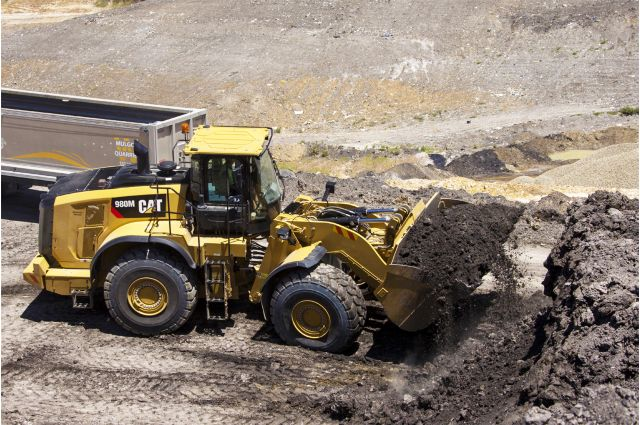 Cat 980M Wheel Loader - RELIABILITY YOU CAN COUNT ON
